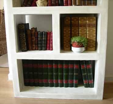 bibliotheque en carton lau creation fabricant de mobilier en carton mod les uniques et originaux. Black Bedroom Furniture Sets. Home Design Ideas